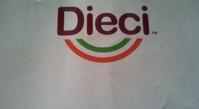 Photo of Italian Restaurant Dieci at Str. Mihai Viteazul Nr. 10, Brașov 500174, Romania