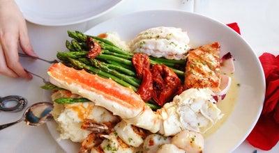 Photo of Seafood Restaurant Aqua by El Gaucho at 2801 Alaskan Way, Seattle, WA 98121, United States