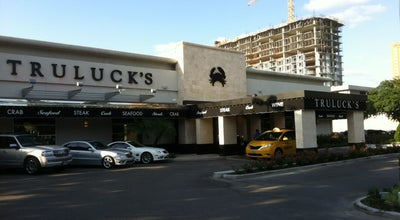Photo of Seafood Restaurant Truluck's at 5350 Westheimer Rd., Houston, TX 77056, United States