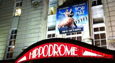 Photo of Theater The Bristol Hippodrome at St Augustines Parade, Bristol BS1 4UZ, United Kingdom