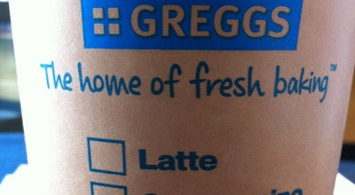 Photo of Bakery Greggs at Avenue Campus, Northampton, United Kingdom
