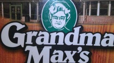 Photo of American Restaurant Grandma Max's at 1944 N 9th St, Salina, KS 67401, United States