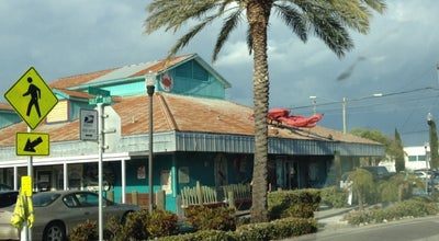 Photo of Seafood Restaurant Crabby Bill's Seafood at 401 Gulf Blvd, Indian Rocks Beach, FL 33785, United States