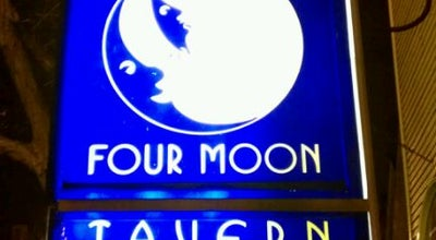 Photo of Bar Four Moon Tavern at 1847 W Roscoe St, Chicago, IL 60657, United States
