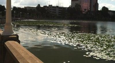 Photo of Lake Lake Mirror at 121 S Lake Ave, Lakeland, FL 33801, United States