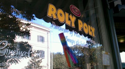 Photo of Sandwich Place Roly Poly Sandwiches at 114 Barnard St, Savannah, GA 31401, United States