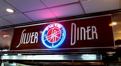 Photo of Diner Silver Diner at 12251 Fair Lakes Pkwy, Fairfax, VA 22033, United States