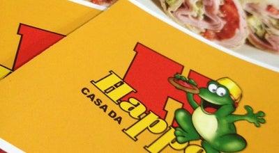 Photo of Pizza Place Happen Esfiha at Rua Dr. Francisco Búrzio, 835, Ponta Grossa 84010-200, Brazil