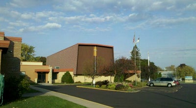 Photo of Church Peace Lutheran Church at 20 Northdale Blvd Nw, Coon Rapids, MN 55448, United States