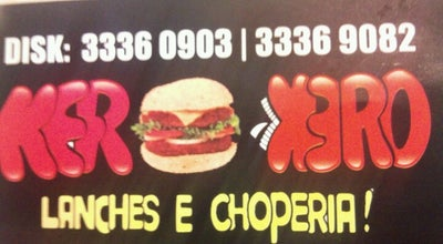 Photo of Burger Joint Quero Quero Lanches at Brazil