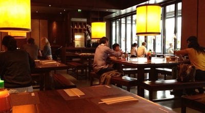 Photo of Thai Restaurant Busaba Eathai at Westfield London, Shepherd's Bush W12 7GA, United Kingdom