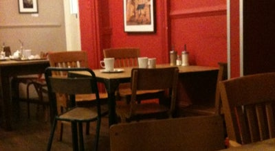 Photo of Cafe Boston Tea Party at 97 Whiteladies Rd, Bristol BS8 2NT, United Kingdom