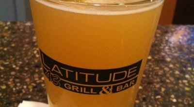 Photo of American Restaurant Latitude 43 Grill & Bar at 1015 N Henry St., Bay City, MI 48706, United States