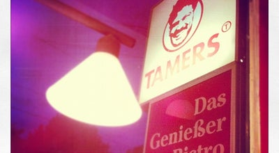 Photo of Doner Restaurant Tamers at Jahnallee 31, Leipzig 04109, Germany