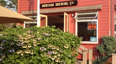 Photo of Brewery Montauk Brewing Company at 62 South Erie Avenue, Montauk, NY 11954, United States