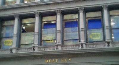 Photo of Electronics Store Best Buy at 622 Broadway, New York, NY 10012, United States