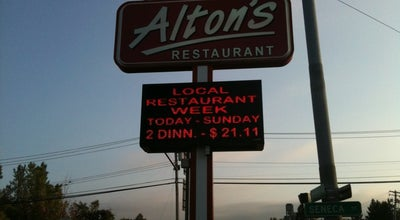 Photo of American Restaurant Alton's Restaurant at 2221 Transit Rd, Elma, NY 14059, United States