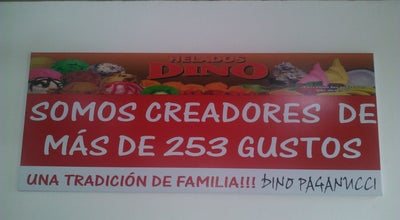Photo of Ice Cream Shop Dino 2 - Helados Artesanales at Sarmiento 401, Resistencia, Argentina