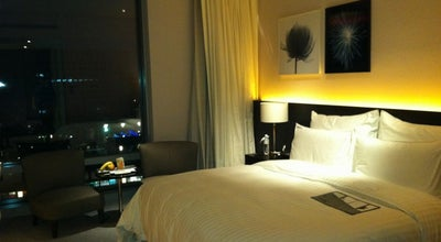 Photo of Hotel 台北寒舍艾美酒店 Le Méridien Taipei at 松仁路38號, 台北市 110, Taiwan