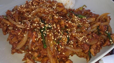 Photo of Korean Restaurant Oriental Spoon at 229 Harvard Dr, Edwardsville, IL 62025, United States