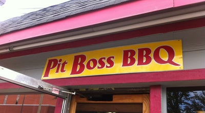 Photo of BBQ Joint Pit Boss BBQ at 856 Virginia Ave, Atlanta, GA 30354, United States