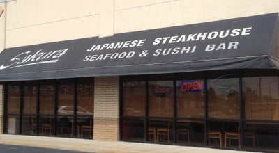 Photo of Sushi Restaurant Sakura Japanese Steakhouse & Sushi Bar. at 4011 E Kiehl Ave, Sherwood, AR 72120, United States