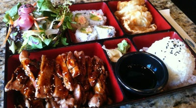Photo of Asian Restaurant Misoya Bistro at 235 Theater Aly, Medford, OR 97501, United States