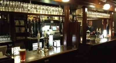 Photo of Pub Ye Olde Cheshire Cheese at 145 Fleet St, City of London EC4A 2BU, United Kingdom
