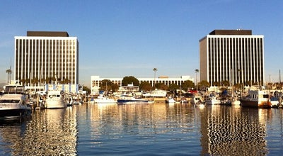 Photo of Beach Docks - Marina Del Rey at Marina Del Rey, Los Angeles, CA, United States
