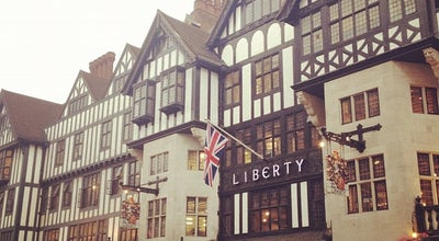 Photo of Department Store Liberty of London at Great Marlborough St, London W1B 5AH, United Kingdom