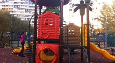 Photo of Playground Детская Площадка at город Москва, Russia