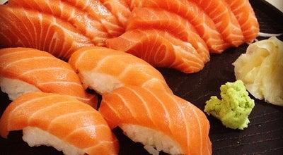 Photo of Japanese Restaurant Sushi do Alberto at R. José Bonifácio, Atibaia, Brazil