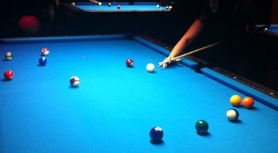 Photo of Pool Hall Chalk Ping Pong & Billiards Lounge at 1234 Washington Ave, Miami Beach, FL 33139, United States
