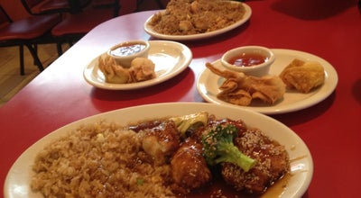 Photo of Chinese Restaurant China Wok at 4153 S Scenic Ave, Springfield, MO 65807, United States