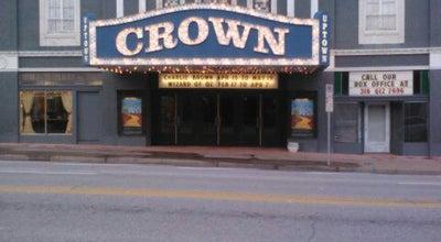 Photo of Theater Crown Uptown Theatre at 3207 E Douglas Ave, Wichita, KS 67218, United States