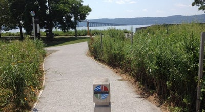 Photo of Trail Westchester Riverwalk Tarrytown NY at 7 S Depot Plz, Tarrytown, NY 10591, United States