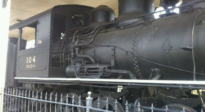 Photo of Historic Site The Dinky Engine 104 at The Dinky Engine, Conyers, GA 30012, United States