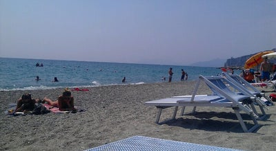 Photo of Beach Bagni Finalpia at Finale Ligure, Italy