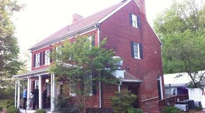 Photo of French Restaurant The Elkridge Furnace Inn at 5745 Furnace Ave, Elkridge, MD 21075, United States