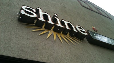 Photo of Gastropub Shine Restaurant & Gathering Place at 2027 13th St, Boulder, CO 80302, United States