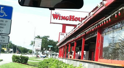 Photo of Wings Joint Ker's WingHouse Bar & Grill at 6445 4th St N, Saint Petersburg, FL 33702, United States