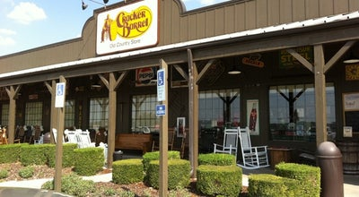 Photo of American Restaurant Cracker Barrel Old Country Store at 4321 S Interstate 35, San Marcos, TX 78666, United States