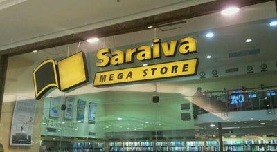 Photo of Bookstore Saraiva MegaStore at Shopping Eldorado, São Paulo 05402-600, Brazil