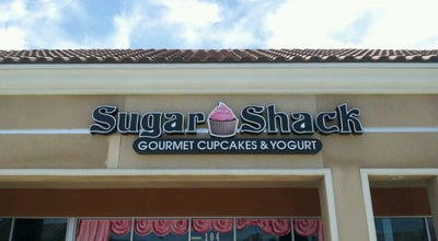 Photo of Cupcake Shop Sugar Shack at 9525 N Sommerville Dr, Fresno, CA 93720, United States