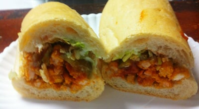 Photo of Sandwich Place Domilise's Po-Boys at 5240 Annunciation St, New Orleans, LA 70115, United States