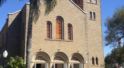 Photo of Church Paróquia São José at R. Princesa Isabel, 179, Ponta Grossa 84015-215, Brazil