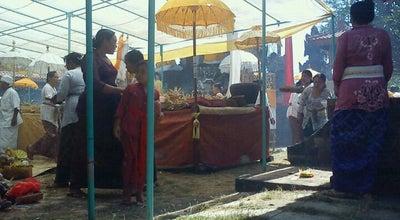 Photo of Temple Pura dalem kaja sangsit at Sawan, Indonesia