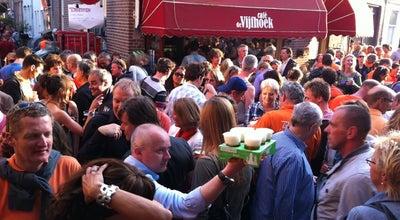 Photo of Bar Café de Vijfhoek at Wolstraat 20, Haarlem 2011ZA, Netherlands