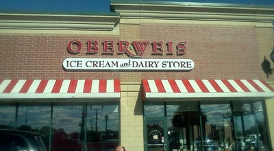 Photo of Ice Cream Shop Oberweis Ice Cream and Dairy Store at 3152 W 95th St, Evergreen Park, IL 60805, United States