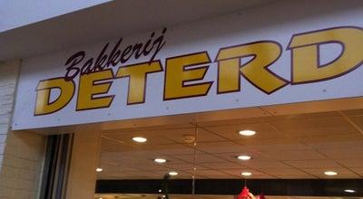 Photo of Bakery Bakkerij Deterd at Binnenhof 3, Almelo 7608 KG, Netherlands